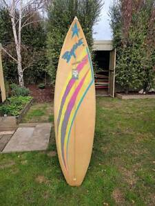 6'6 Byrne Thruster Grovedale Geelong City Preview
