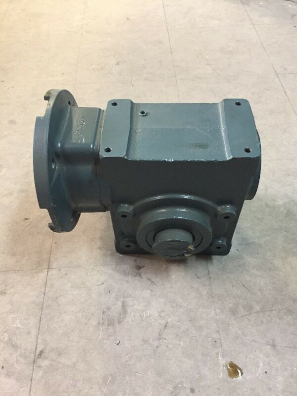 Dodge Tigear Size 35 Right Angle Gear Drive 15:1 Ratio Speed Reducer