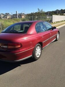 1998 Holden Commodore Sedan Macquarie Links Campbelltown Area Preview