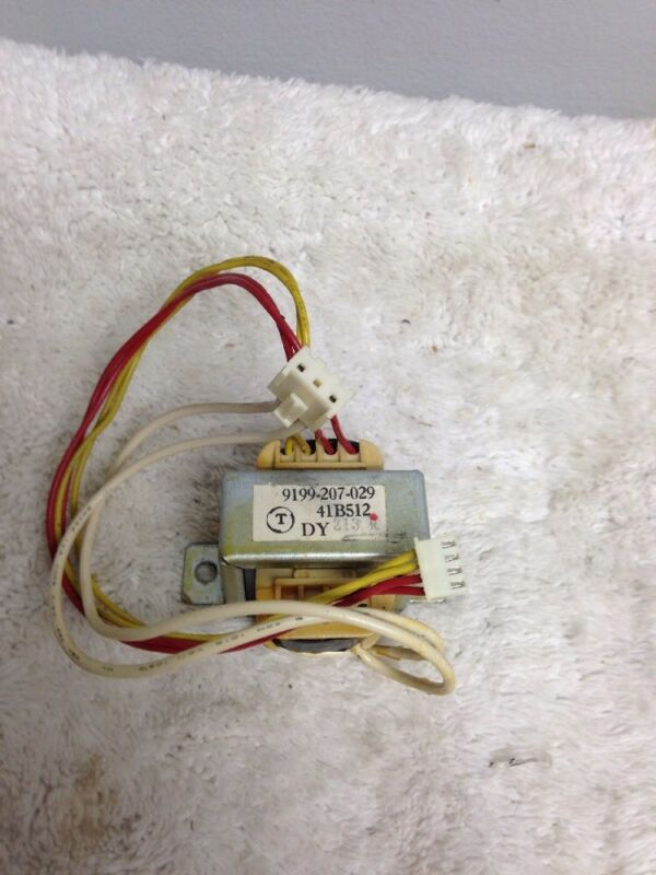 GE General Electric Microwave Oven Low Voltage Transformer  WB27X708
