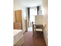 Lovely Spacious Studio (Bedsit) to rent in Bayswater, all most all bills included.