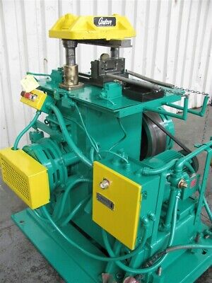 10 Ton Ardcor 2-post Cutoff Press Yoder 17962