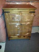 Sante Fa  Cabinet - Entertainment Cabinet