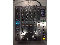 Pioneer DJM 800 4ch DJ Mixer - Good Condition