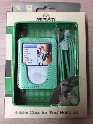 NIB iPod nano G3 Holster Case Best Case (Best Ipod Nano Case)