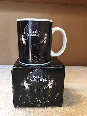 Express-black Rock (2008 Rock Express Black Sabbath Coffee Cup)