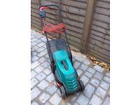 Bosch Rotak 320 ER Corded Rotary Lawnmower