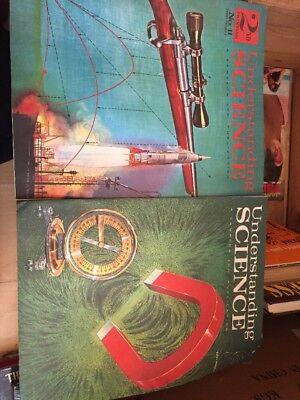 Vintage Understamding Science Magazines No11 And 43