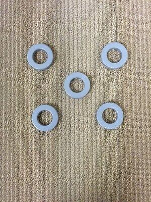 Magnetics Inc Zj-46113-tc F-240-jc Toroid Ferrite Core. Lot Of 5 Od2.4