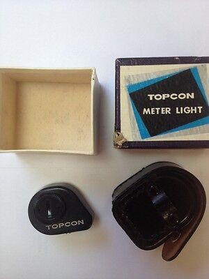 Измерители света Vintage Topcon Meter Light