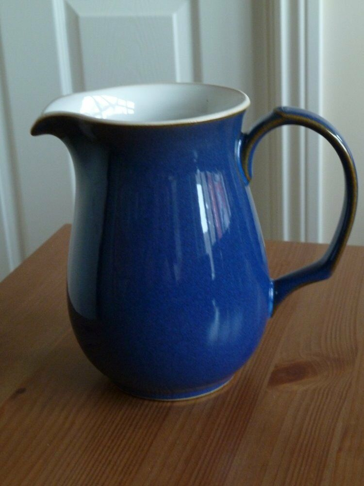 Denby blue imperial large jug in inverurie for A perfect 10 nail salon rapid city