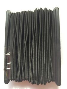 10 m Of Replacement shock cord/elastic For Fiberglass Tent Poles 2.5 mm