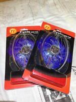 THERMALTAKE A2427 HARD DRIVE FAN BLUE LED COOLER POUR DISQUE DUR