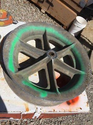 Greenlee 8024 24 X 6-12 Sheave Wheel Only No Framehook 8000 Lb Capacity