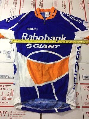 Agu Bike Gear Mens Cycling Jersey Size 3 Medium M (4377)