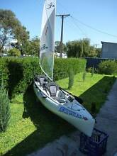 2011 Hobie Oasis ,Tandem Kayak Keith Tatiara Area Preview