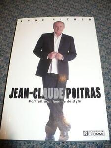 JEAN-CLAUDE POITRAS (biographie)