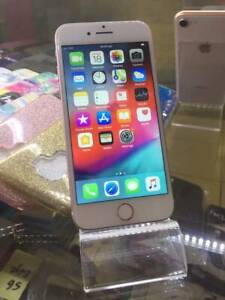 HOT SALE! IPHONE 7 ROSE GOLD 128GB WITH INVOICE AND WARRANTY