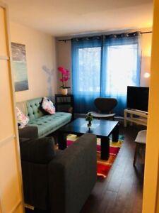 Appartement meublé métro Pie IX