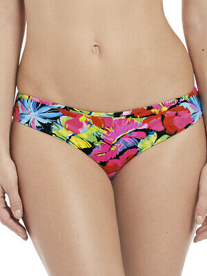 Fantasie Santa Barbara Low Rise Reversible Bikini Brief 6469 Full Lined (Reversible Full Swimsuit Bottoms)