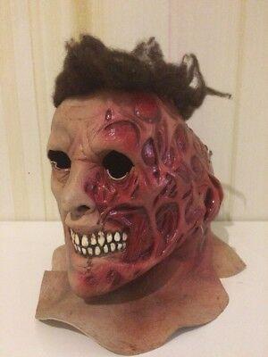 Michael Myers Horror Maske Halloween Fasching Karneval Gruselig - Michael Myers Halloween Maske