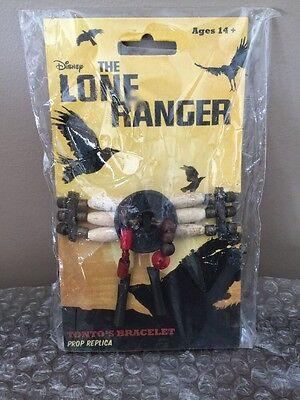 DISNEY TONTO'S BRACELET Prop Replica Adult 14+ The Lone Ranger - The Lone Ranger Kostüm Disney