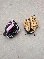 Kids Base ball gloves