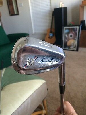 Rare Original Ben Hogan 1966 8 Iron RH TT N Flex Steel Tour Velvet Grip 36
