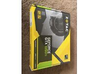 Zotac GeForce GTX 1050Ti 4 GB Mini Graphics Card