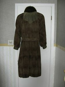 Manteau avec Pelisse