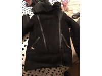 RIVER ISLAND new collection back coat