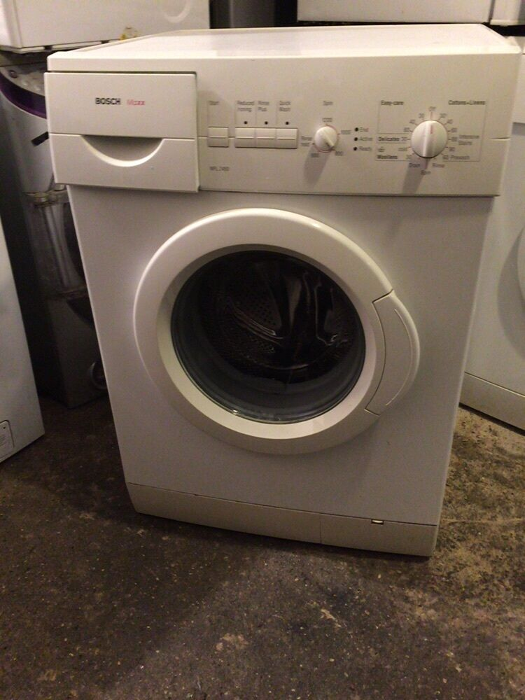 bosch maxx wfl2450 washing machine fully working 4 month warranty in walthamstow london. Black Bedroom Furniture Sets. Home Design Ideas