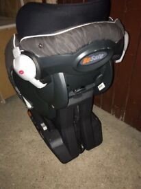 Car seat with base £40
