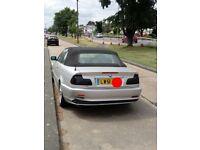 BMW 320i Convertible Spares or Repair