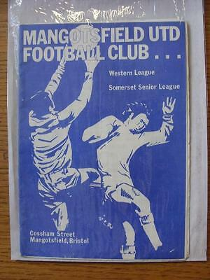 08/12/1979 Mangotsfield United v Weston-Super-Mare  (folded).  Any faults with t