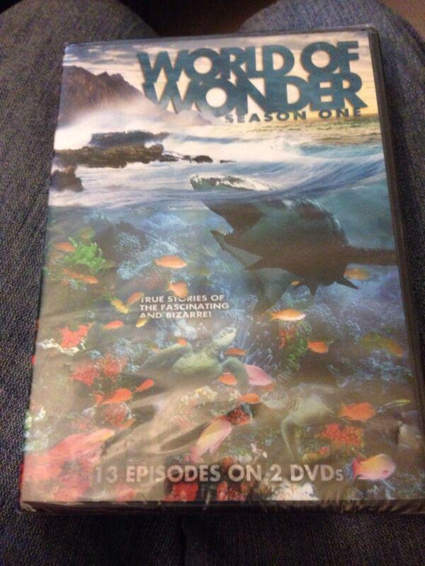 World Of Wonder: Season 1 (DVD, 2009, 2-Disc Set) Brand New