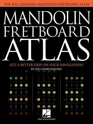 Mandolin Fretboard Atlas Sheet Music Get a Better Grip on Neck Navigat 000201829