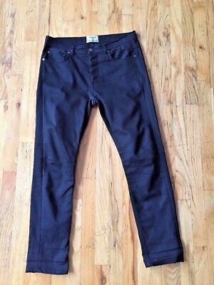 ACNE MEN'S JEANS TOWN STAY CASH SLIM FIT 32 X 31