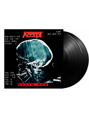 ACCEPT - Death Row * 2xLP * 8719262006058