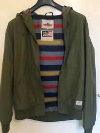 Penfield Hooded Jacket Mens Medium Green