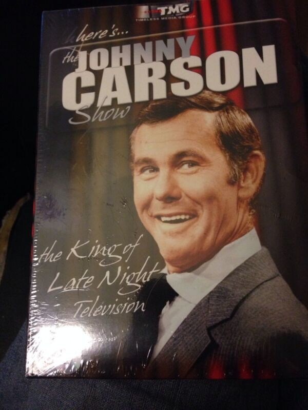Here's The Johnny Carson Show BRAND NEW