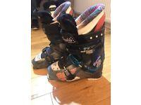 Ski Boots Nordica Double 6 Size