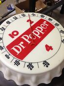 Dr Pepper Bottle Cap Sign