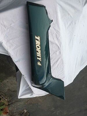 TRIUMPH TROPHY 900 1200 RIGHT  SIDE FAIRING PANEL GREEN 96 02