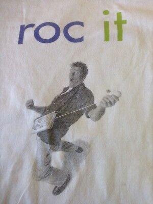 Vtg 90S E Trade Etrade Financial Stock Market Roc It 100  Cotton T Shirt Xl 46