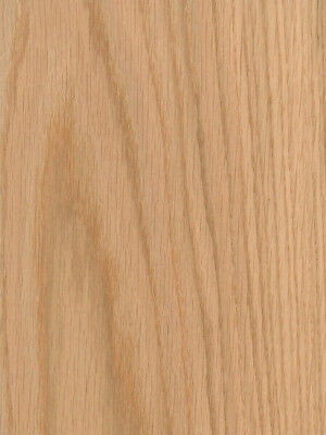 Red Oak Wood Veneer 3m Peel And Stick Adhesive Psa 2 X 4 24 X 48 Sheet