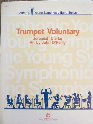 "Trumpet Voluntary Jeremiah Clarke arr John O""Reilly Symphonic Band Blasorchester"