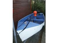 FIBREGLASS BOAT FOR SALE