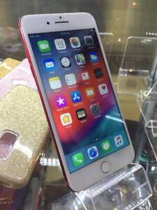 IPHONE 7 PLUS 128GB RED WITH WARRANTY AND INVOICE