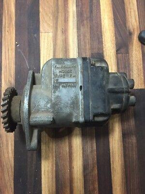 Vintage Fairbanks Morse Type Fm J4b13 Tractor Magneto 4 Cylinder Allis Chalmers